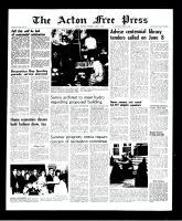 Acton Free Press (Acton, ON), June 2, 1966
