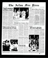 Acton Free Press (Acton, ON), June 9, 1966