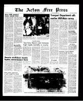 Acton Free Press (Acton, ON), June 16, 1966