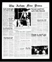 Acton Free Press (Acton, ON), September 1, 1966