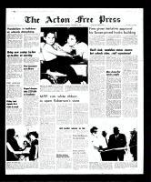 Acton Free Press (Acton, ON), September 8, 1966