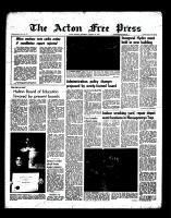 Acton Free Press (Acton, ON), January 18, 1967