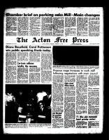 Acton Free Press (Acton, ON), February 15, 1967
