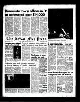 Acton Free Press (Acton, ON), March 1, 1967