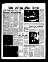 Acton Free Press (Acton, ON), March 8, 1967