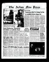 Acton Free Press (Acton, ON), March 22, 1967