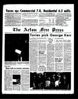 Acton Free Press (Acton, ON), April 12, 1967