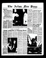 Acton Free Press (Acton, ON)28 Jun 1967