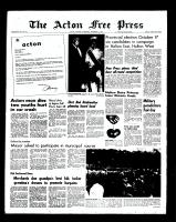 Acton Free Press (Acton, ON)6 Sep 1967