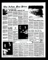 Acton Free Press (Acton, ON)27 Dec 1967