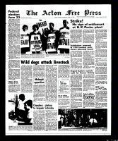 Acton Free Press (Acton, ON), April 24, 1968