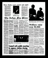 Acton Free Press (Acton, ON), May 1, 1968
