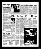 Acton Free Press (Acton, ON)22 May 1968