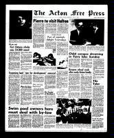 Acton Free Press (Acton, ON), June 12, 1968