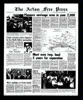 Acton Free Press (Acton, ON), June 19, 1968