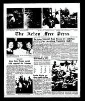 Acton Free Press (Acton, ON), July 3, 1968