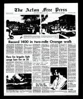Acton Free Press (Acton, ON), July 10, 1968