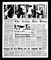 Acton Free Press (Acton, ON), July 24, 1968