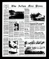 Acton Free Press (Acton, ON), July 31, 1968
