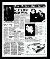 Acton Free Press (Acton, ON), December 4, 1968