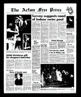 Acton Free Press (Acton, ON), December 18, 1968