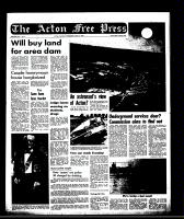 Acton Free Press (Acton, ON)16 Jul 1969