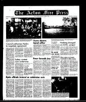 Acton Free Press (Acton, ON), October 15, 1969