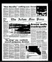 Acton Free Press (Acton, ON)3 Dec 1969