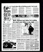 Acton Free Press (Acton, ON), December 31, 1969