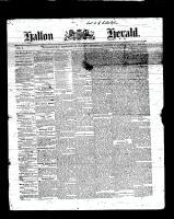 Georgetown Herald (Georgetown, ON), March 12, 1868