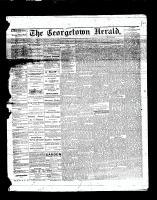 Georgetown Herald (Georgetown, ON), October 18, 1877