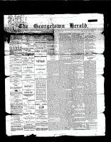 Georgetown Herald (Georgetown, ON), January 11, 1892