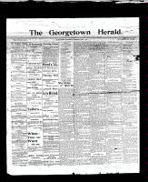 Georgetown Herald (Georgetown, ON), February 2, 1898