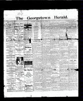 Georgetown Herald (Georgetown, ON), October 30, 1901