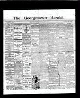 Georgetown Herald (Georgetown, ON), January 4, 1905