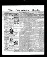 Georgetown Herald (Georgetown, ON)5 Jul 1905