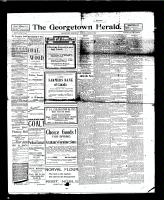 Georgetown Herald (Georgetown, ON), August 5, 1908
