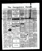 Georgetown Herald (Georgetown, ON), November 22, 1909