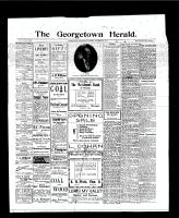 Georgetown Herald (Georgetown, ON), October 4, 1911