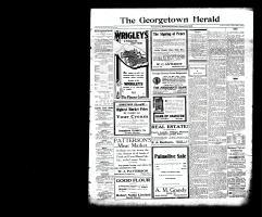 Georgetown Herald (Georgetown, ON)6 Aug 1919