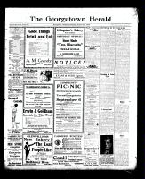 Georgetown Herald (Georgetown, ON)25 Aug 1920