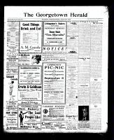 Georgetown Herald (Georgetown, ON), August 25, 1920