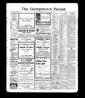 Georgetown Herald (Georgetown, ON), September 14, 1921