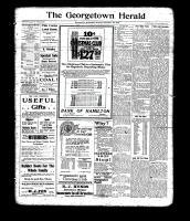 Georgetown Herald (Georgetown, ON), December 7, 1921