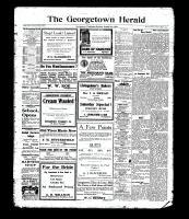 Georgetown Herald (Georgetown, ON), August 3, 1921