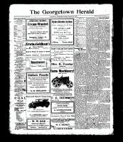 Georgetown Herald (Georgetown, ON), August 8, 1923