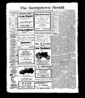 Georgetown Herald (Georgetown, ON), August 15, 1923