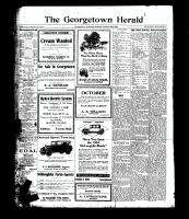 Georgetown Herald (Georgetown, ON), October 31, 1923
