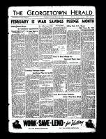 Georgetown Herald (Georgetown, ON)5 Feb 1941