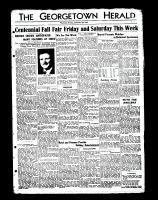 Georgetown Herald (Georgetown, ON), September 4, 1946